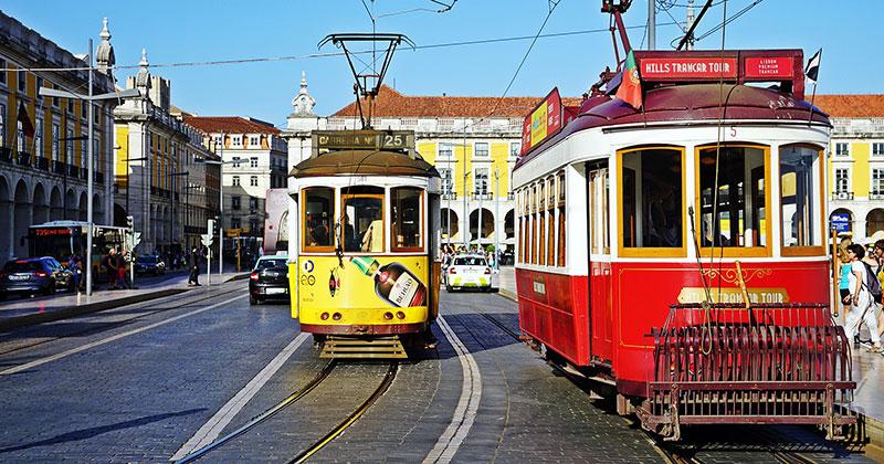 Ride a Tram