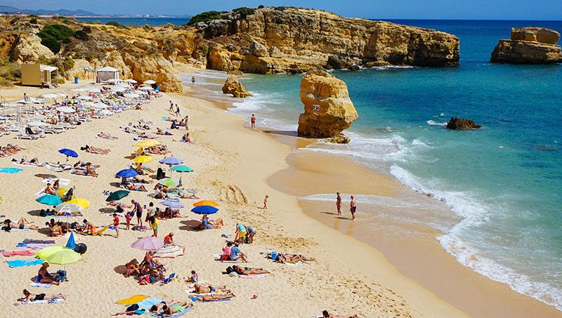 Beach it!